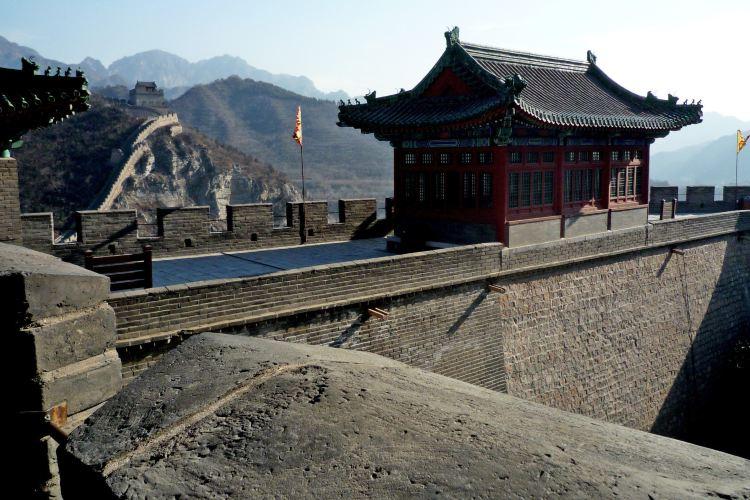 The Great Wall at Juyong Pass3