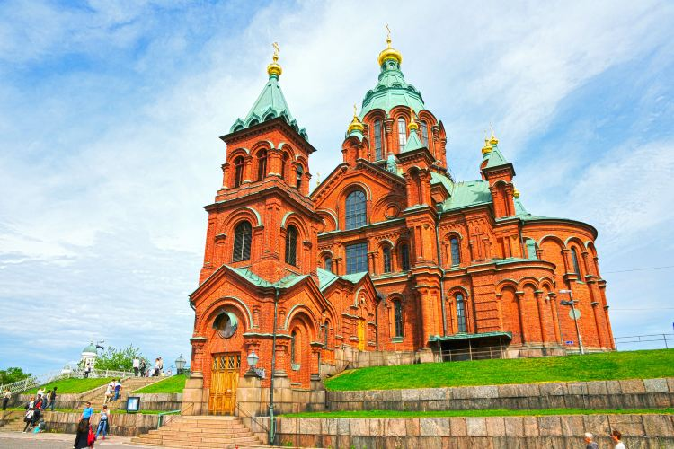 Orthodox Uspensky Cathedral1