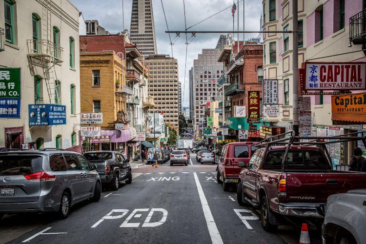 舊金山唐人街2