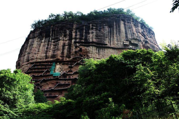 Maiji Mountain Scenic Area1