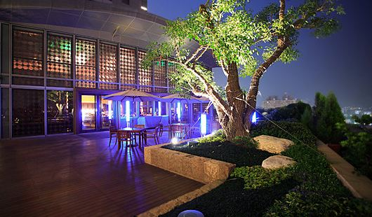 映 景觀餐廳 - 裕元花園酒店