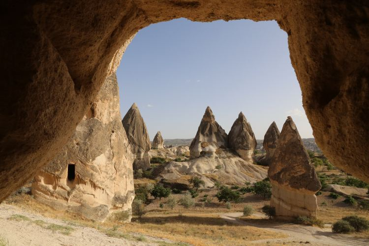 Goreme Open Air Museum2