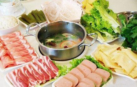 重慶九宮格火鍋
