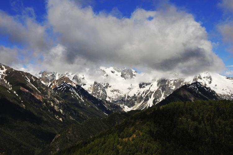 White Horse Snow Mountain3