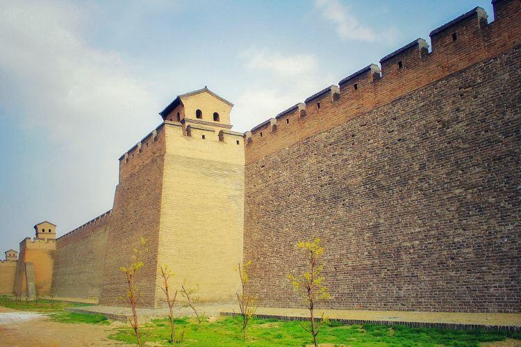 平遙古城牆1