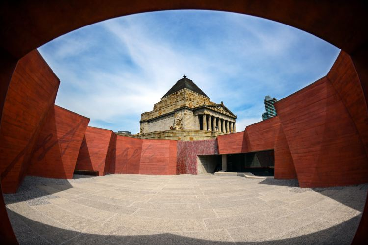Shrine of Remembrance2