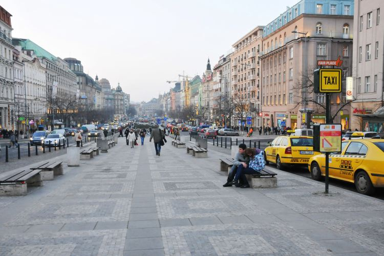 Wenceslas Square1