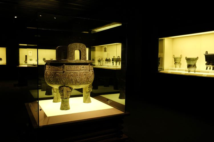 상하이 박물관(상해 박물관)3
