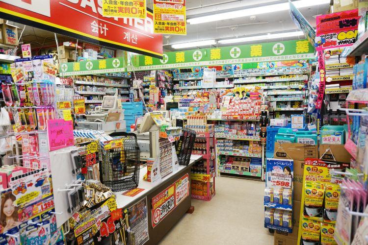 Tanukikoji Shopping Street2