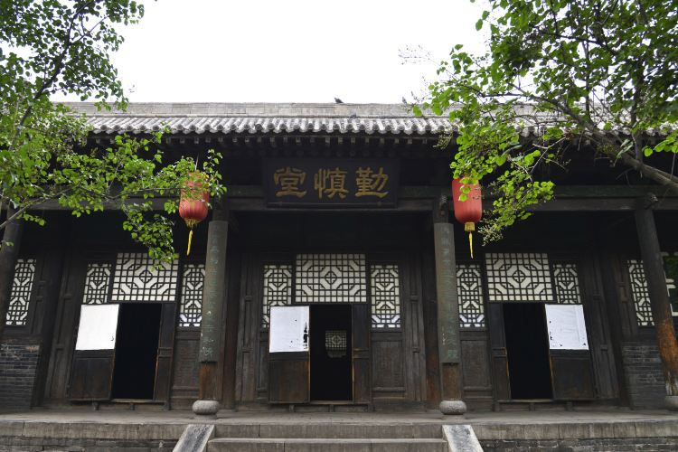 Pingyao Ancient Government Office2