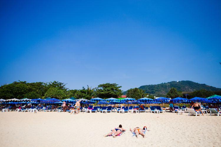 芭東海灘1