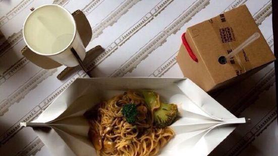 紙箱王餐廳