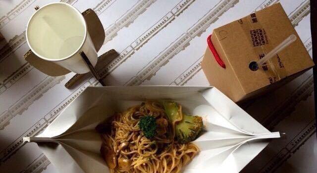 紙箱王餐廳1