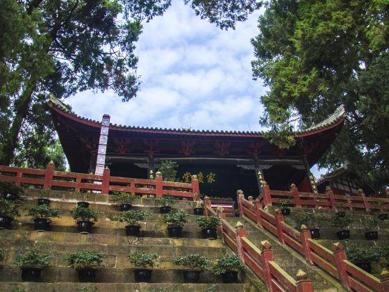 Qiqu Mountain Temple
