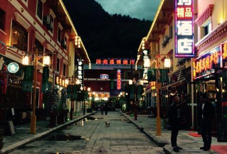 天堂口民俗文化街