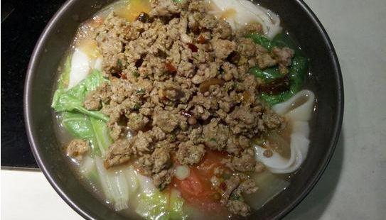 陝西特色哨子麵館