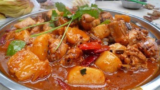 吐魯番穆斯林大盤雞拌面王