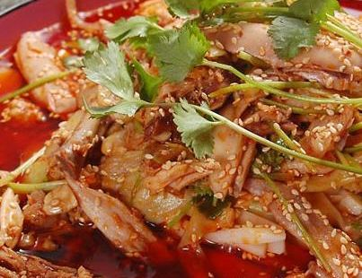 蜀味傳奇火鍋·清真(紅十月店)