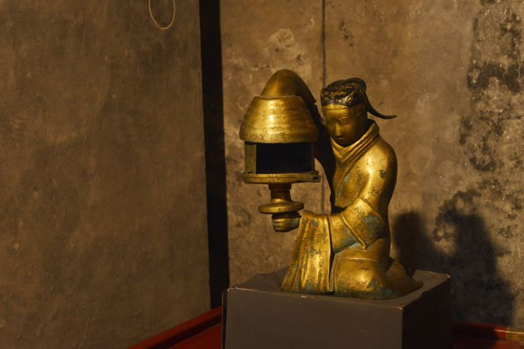 Mancheng Han Tomb4