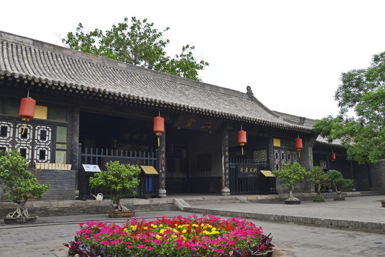 Pingyao Ancient Government Office4