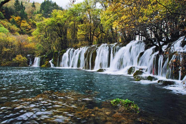 Jianzhuhai Waterfall4