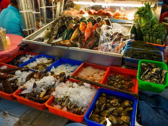 後壁湖海鮮市場