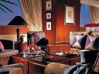 Churchill Cigar and Wine Bar Lounge