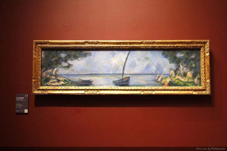 オランジュリー美術館1