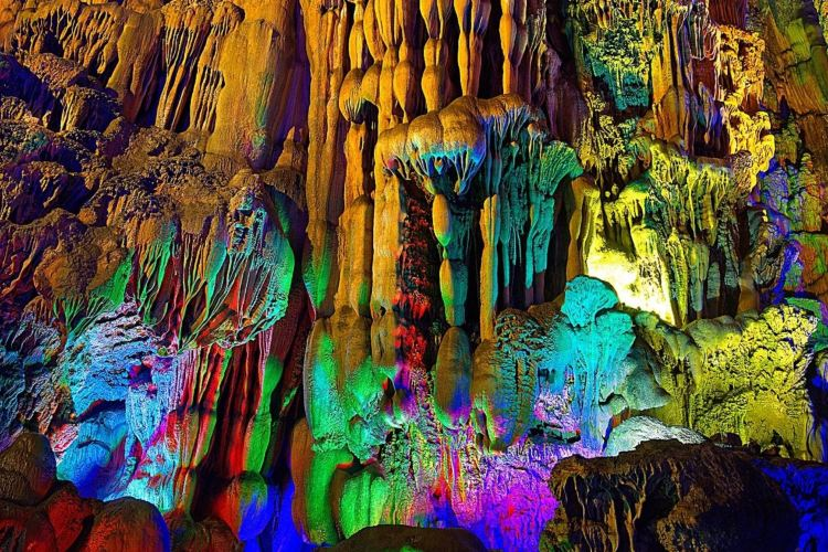 루디옌 동굴1