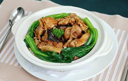 茗香鹹骨粥(陽江店)