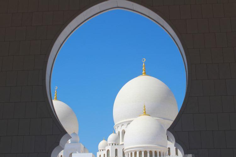 謝赫扎耶德清真寺3
