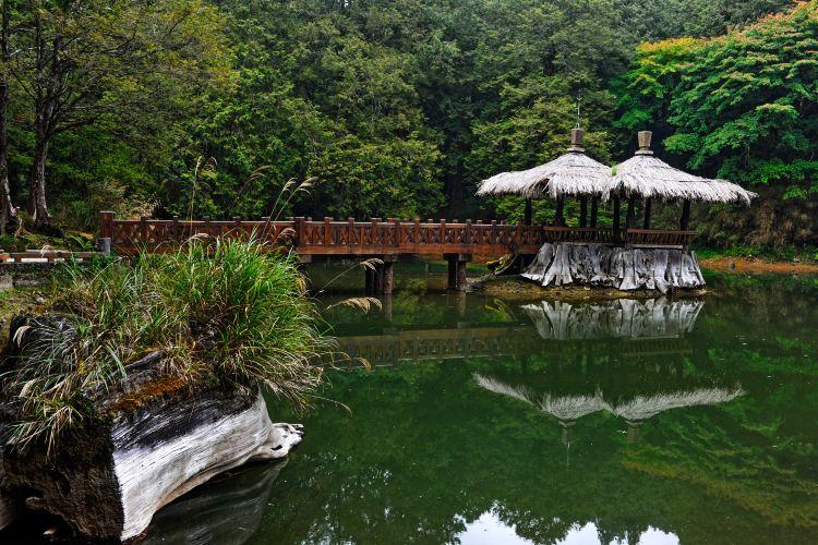 Jiemei (Sister) Lakes1
