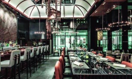 秀時尚概念餐廳·酒吧
