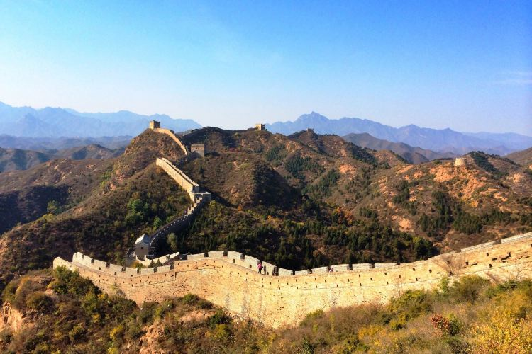 Badaling Ancient Great Wal1