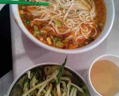 小李蘭州拉麵館