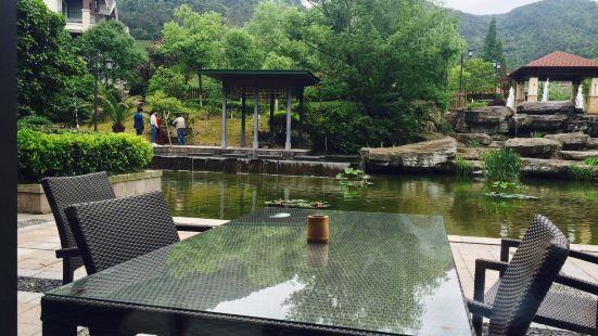 陽明溫泉山莊山海經中餐廳