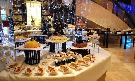 璟瑞隆商務酒店咖啡廳