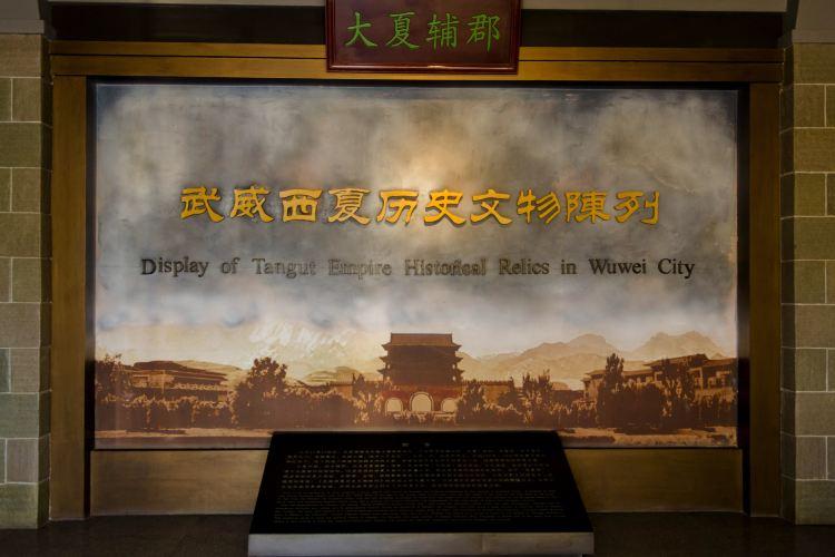 Wuwei Municipal Museum1