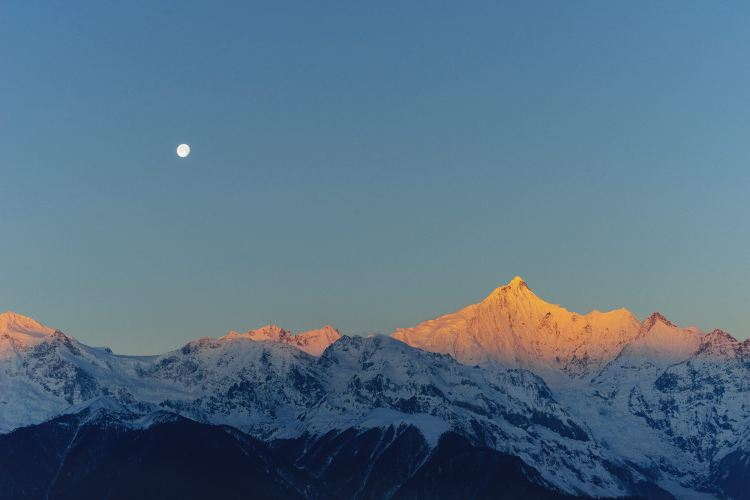 卡瓦格博峰1