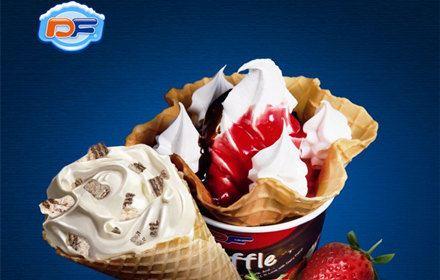 DF冰淇淋(西大潤發店)