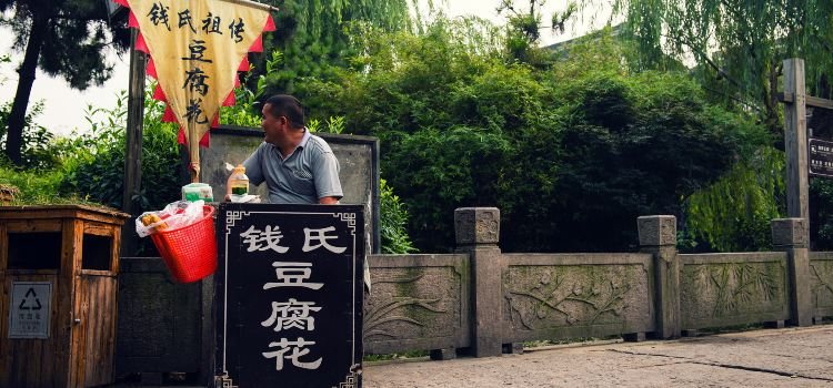 Qianshi Handed Down From One's Ancestors Doufuhua1