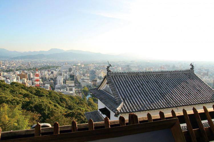 Matsuyama Castle4