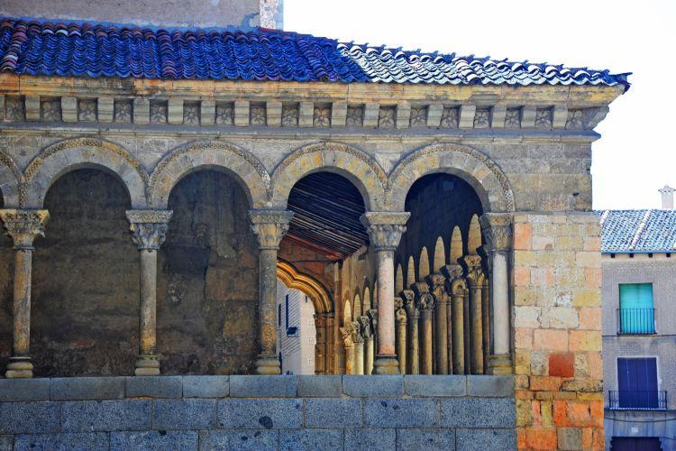 塞哥維亞聖馬丁教堂2