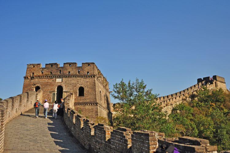 Mutianyu Great Wall3