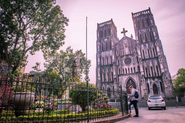 St. Joseph's Cathedral, Hanoi4