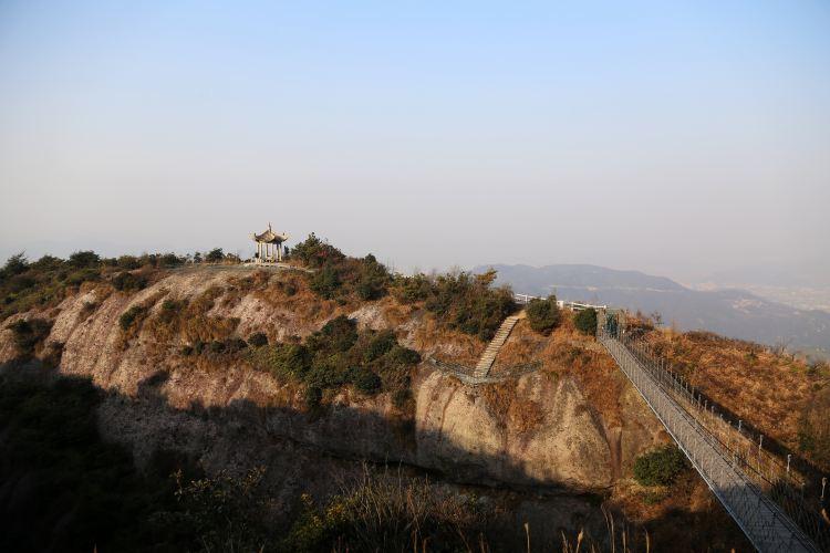 원링팡산 관광단지2