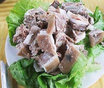 特色羊肉羊雜米粉(解放碑店)