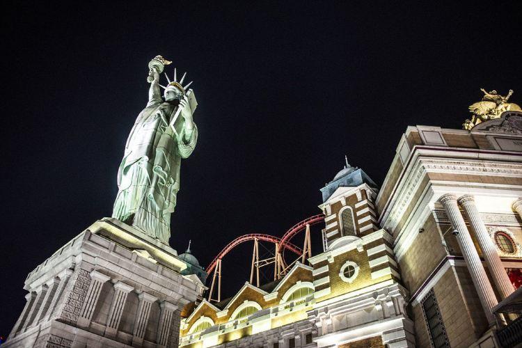 拉斯維加斯自由女神1