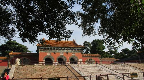 Zhaoling Tomb (Beiling Park)