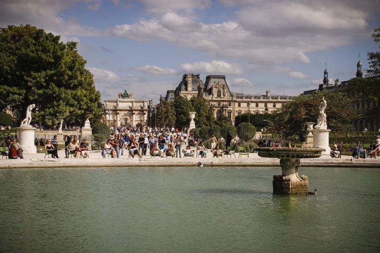 Tuileries Garden2
